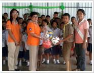 วันเด็กแห่งชาติ 12 มกราคม 2556 เอ.เอฟ.กรุ๊ป คอมพานี ได้จัดหาอุปกรณ์กีฬาเพื่อมอบให้แก่เด็กนักเรียน