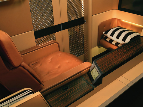 Etihad A380 First & Business Class