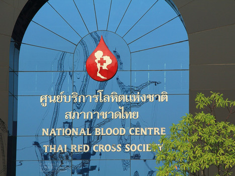 Our staff blood donation