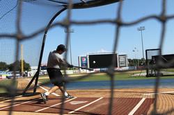 GMS Field Batting Practic 2
