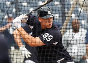 Ballpark Gates Open for Yankees Batting Practice