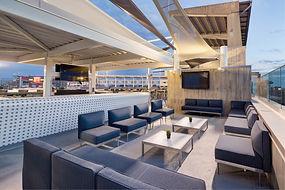 3rd Base Club Lounge Seating