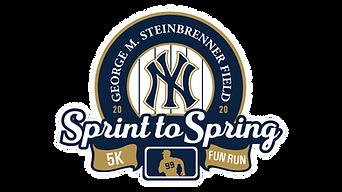 Sprint to Spring 5K & Fun Run logo