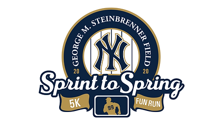 Sprint to Spring 5K & Fun Run logo