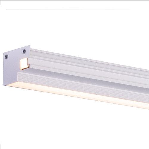 PERFIL DE LED - EMBUTIR