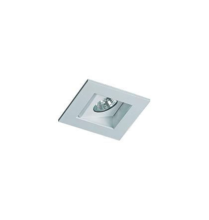 LUMINÁRIA DE EMBUTIR - 1 X MINI DICROICA