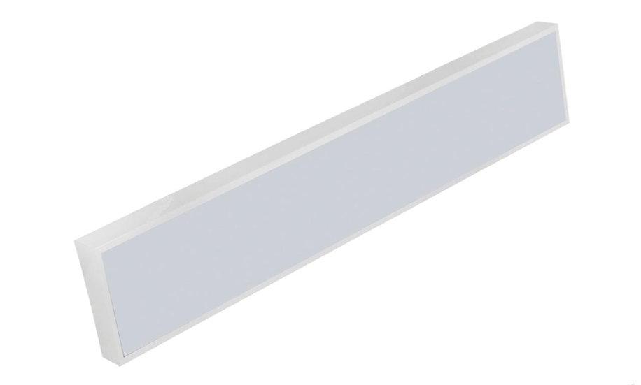 LUMINÁRIA 0,61m - RETANGULAR