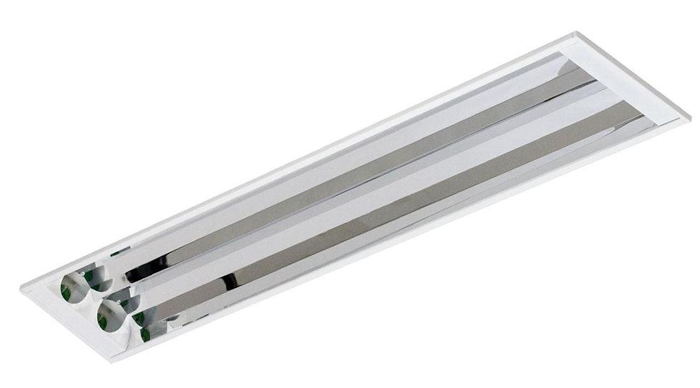LUMINÁRIA 1,22cm - RETANGULAR