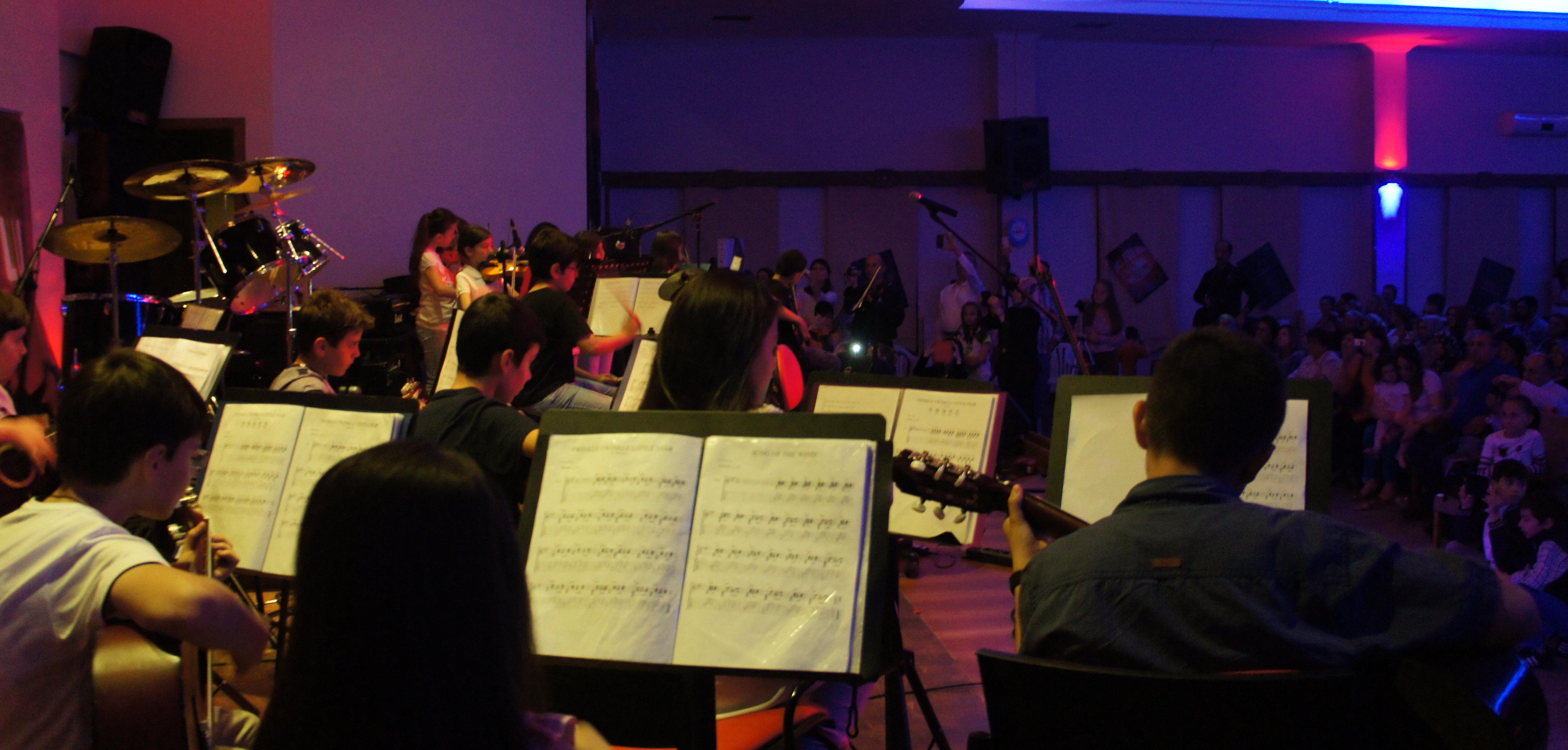 cayeli music school orchestra1
