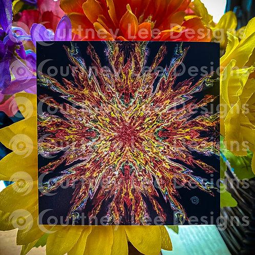 Kaleidoscope Blossom