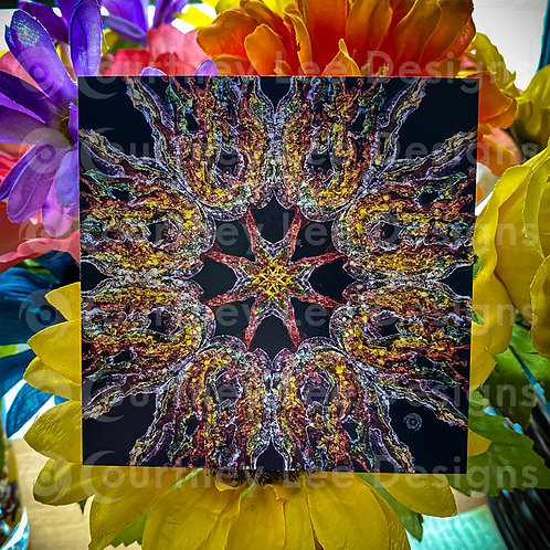 Kaleidoscope Glass