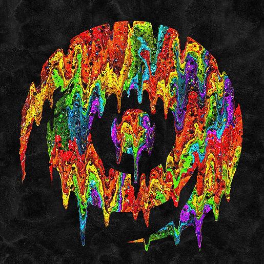 Psychedelic Rainbow Logo