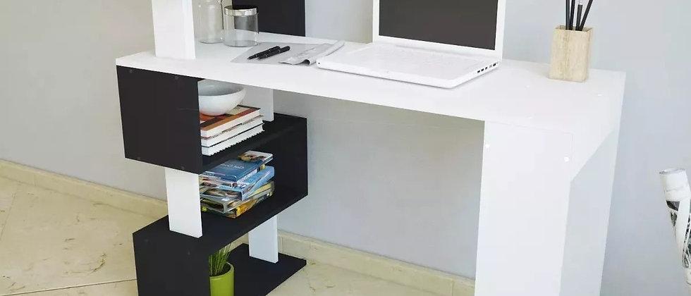 Escritorio con librero EM6 | Línea Domésticos