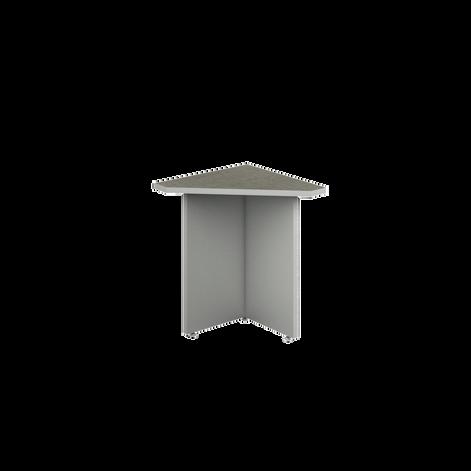 Kenza | Mesa Esquinera Triangular Ejecutivo