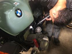 BMW R80RT改