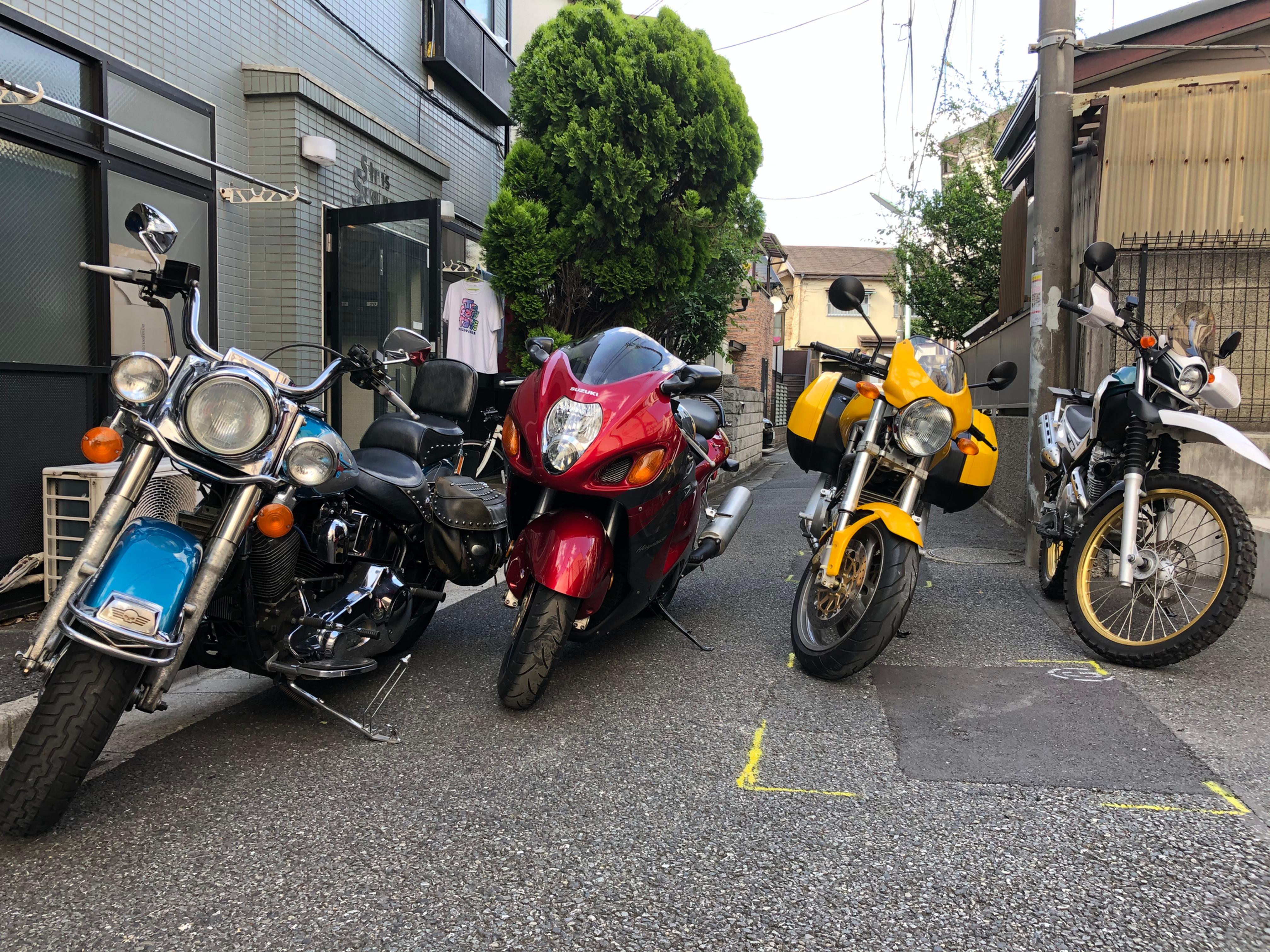 バイク購入・販売のご相談