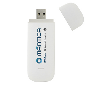 Mantica IMSAgent Universal Device for testing and measuring VoLTE, WiFi Calling and RCS services