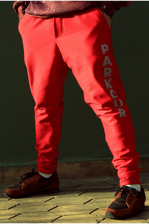 Pantalon Chupín flow