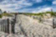 Long Beach Island Ship Bottom, NJ 23rd Street Beach Walkway