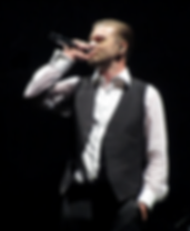 Justin Timberlake Concert Photograph