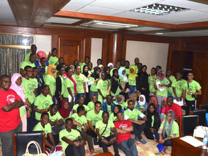 Tanzanian Alumni Excited to Welcome New Executive Committee