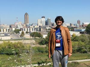 Haider's Year Abroad
