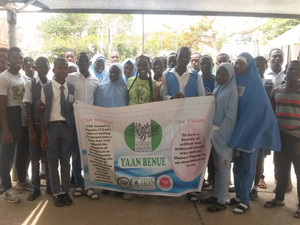 Interfaith and Intercultural Workshop Led by YES Alum in Nigeria