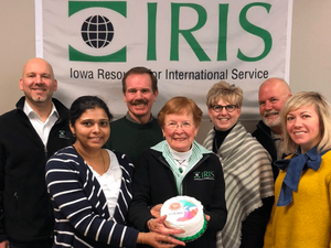 IRIS Welcomes Two New Board Members, Marina Reasoner and Vani Meher Bojja