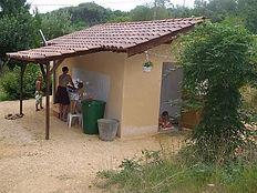 Toilet huis Le Peyret Bas