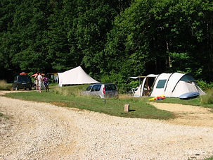 Camping plaats Le Peyret Bas