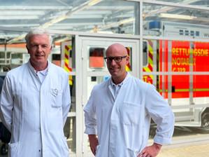 Zweiter Chefarzt für Unfallchirurgie und Orthopädie am WKK Heide