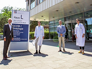 Universitäres Cancer Center Schleswig-Holstein gegründet