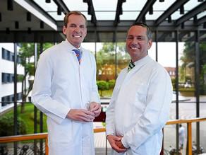 Neue chirurgische Doppelspitze in den Segeberger Kliniken