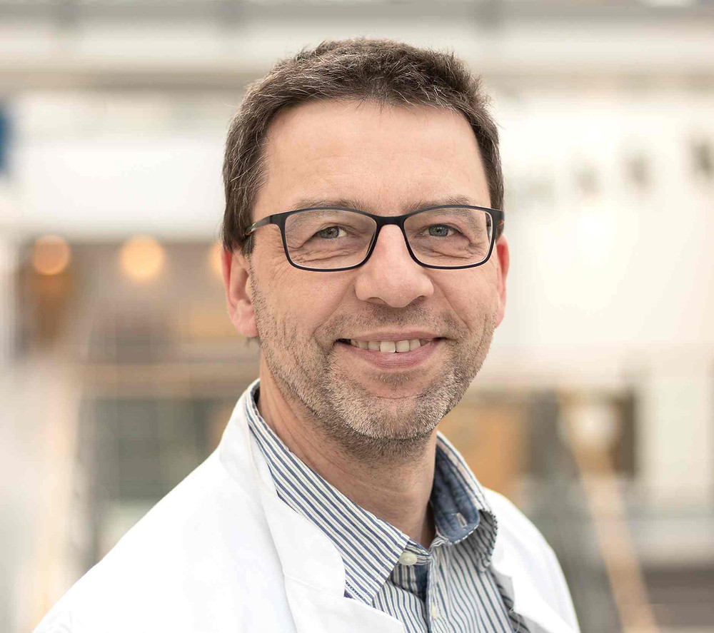 Dr. med. Gerdt Hübner (Foto: SKO)