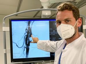 Bessere Bilder, weniger Strahlung und mehr Sicherheit für die Patienten
