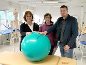 Physiotherapieschule Damp führt Ausbildungsvergütung ein