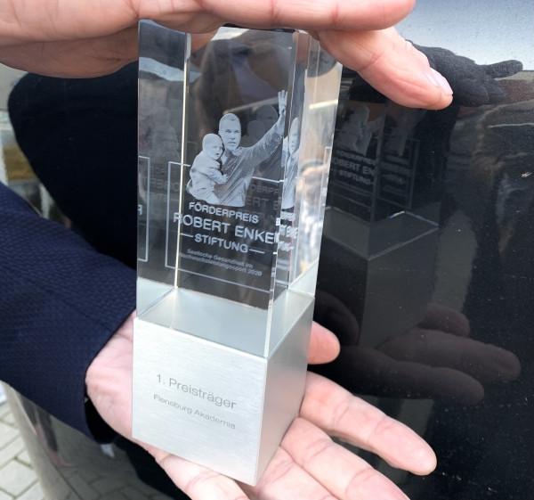 Förderpreis der Robert-Enke-Stiftung