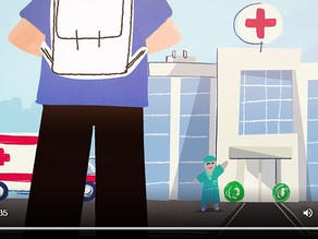 Animationsfilm: Generalistische Pflegeausbildung