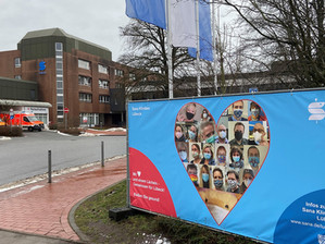 Sana Kliniken Lübeck schaffen Nähe in Zeiten von Corona