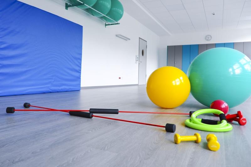 Sportangebot für Kinder und Jugendliche in der Krebsnachsorge (Bild: UKSH)