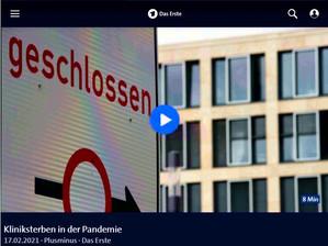 Kliniksterben in der Pandemie