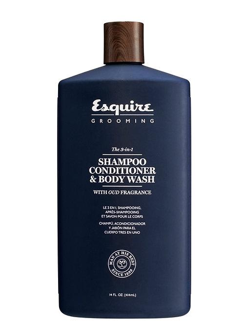 Esquire 3-in-1 Bodywash