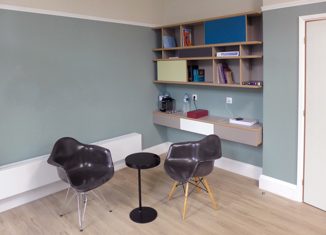 Office project at Ourologiki Clinic completed