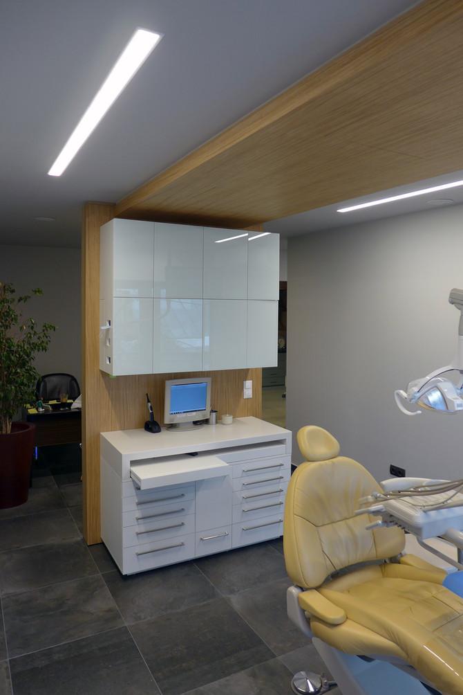 Dental workstation delivered