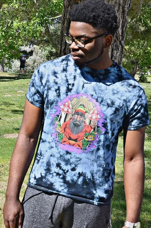 Daeryus Portal Tie-Dye T-Shirt