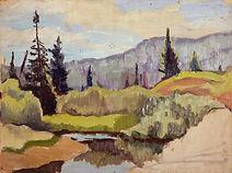 Robert Bateman Madawaska Painting