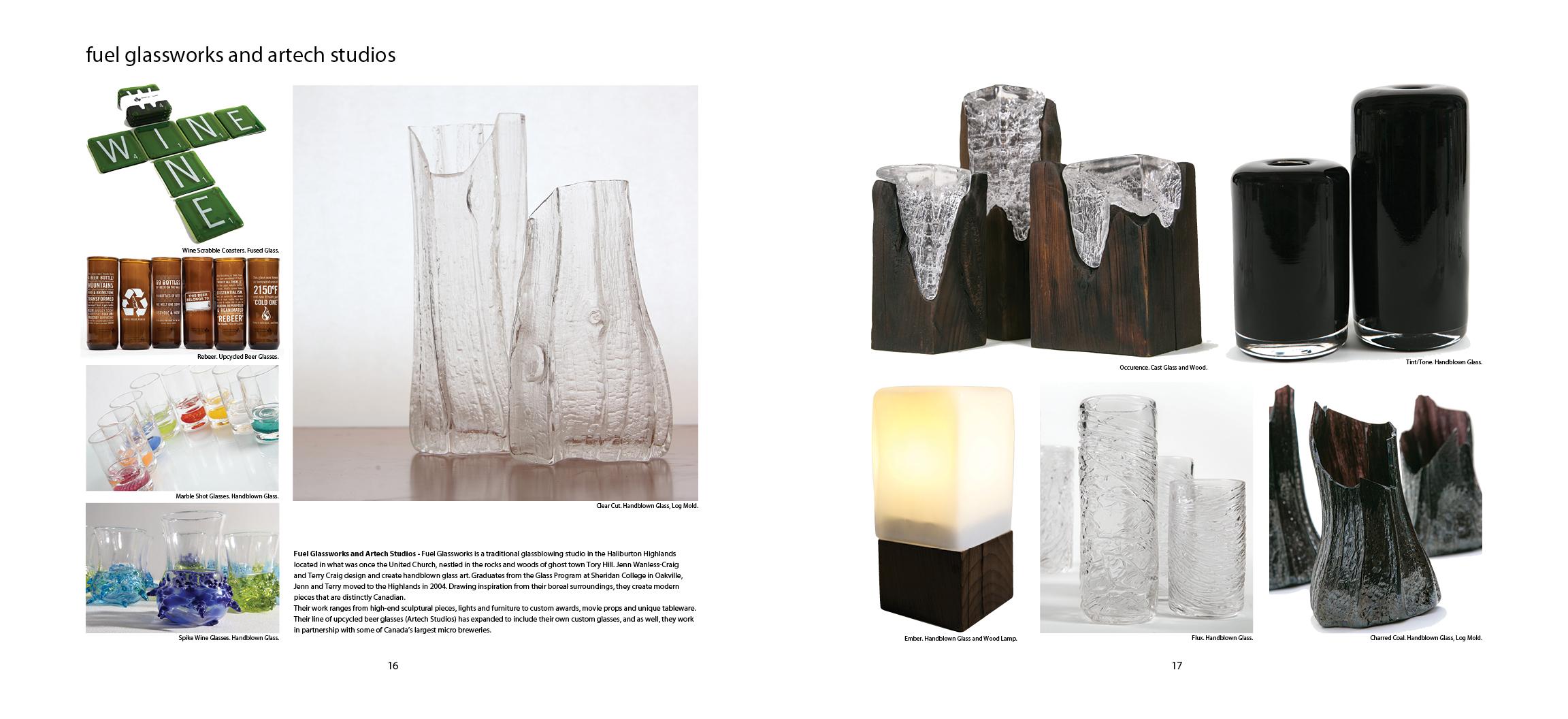 Fuel Glassworks and Artech Studio - Artists