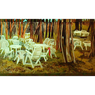 Algonquin Park Forest Trees Chairs