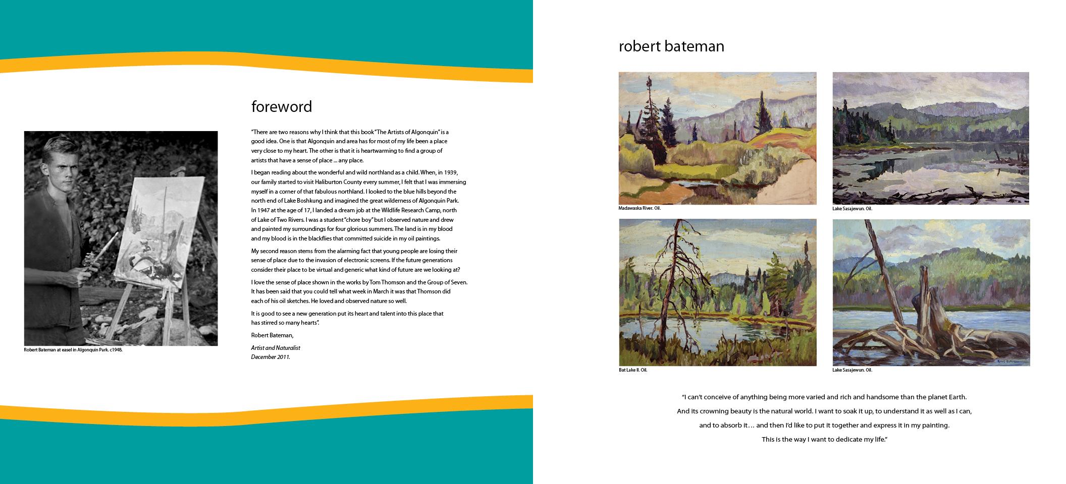 Robert Bateman Artist