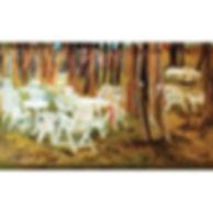Muskoka landscape forest art
